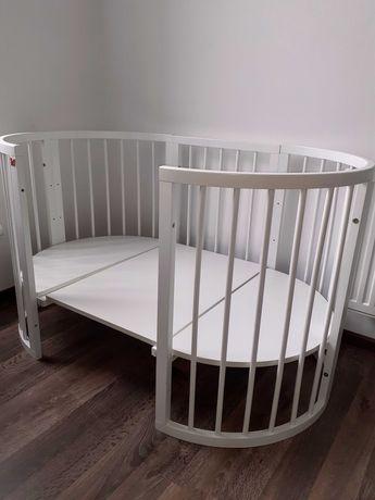Продам Дитяче ліжко трансформер 6в1