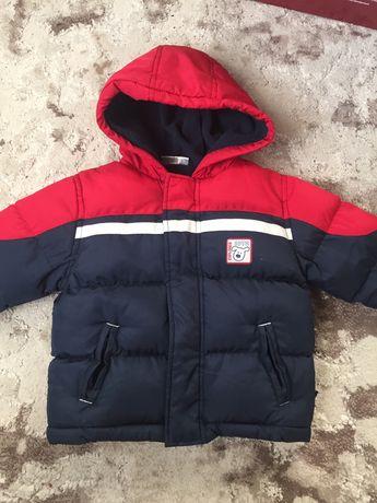 Курточка на синтапоні