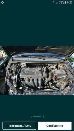 Двигатель  нa Geely Emgrand