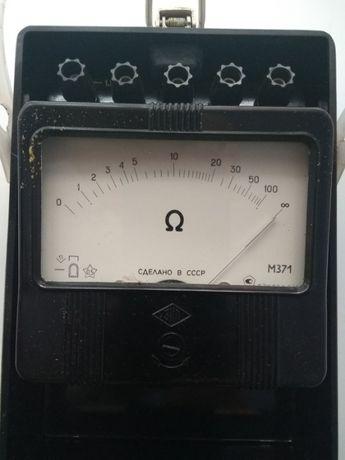 Омметр М 371
