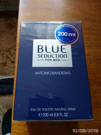 200ml Antonio Banderas Blue Seduction for Men x gucci/lacoste