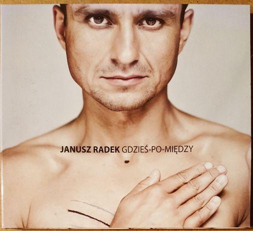 Janusz Radek - Gdzieś Po-Między na CD