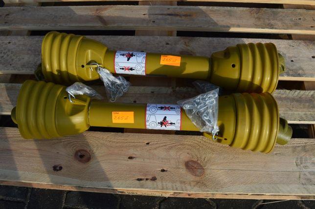 Wał Odbioru Mocy, WOM, Wałek, Przekaźnik 510 mm, 270 Nm