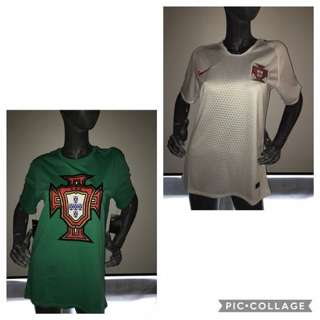 Tshirt oficial da selecao navional Portugal (novo)