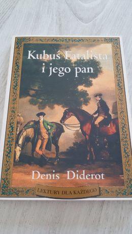 Diderot - Kubuś Fatalista i jego pan