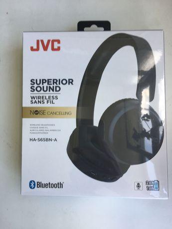 Auscultadores Bluetooth JVC HA-S65BN