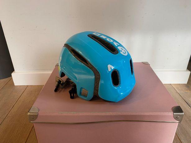 Kask rowerowy dla dziecka Decathlon Baby Btwin 1-3lata - niebieski