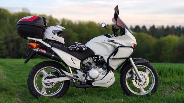 Honda Varadero 125 stan idealny kat. B1