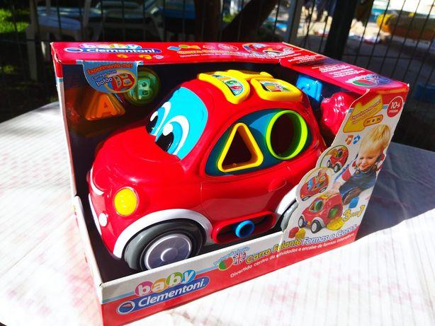 Carro falante formas e cores