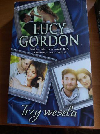 """""""Trzy wesela"""" - Lucy Gordon"""