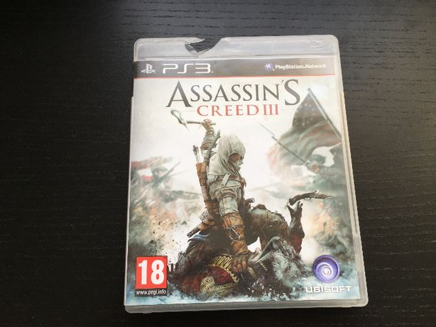 Assassin`s Creed III 3, Playstation 3 PS3