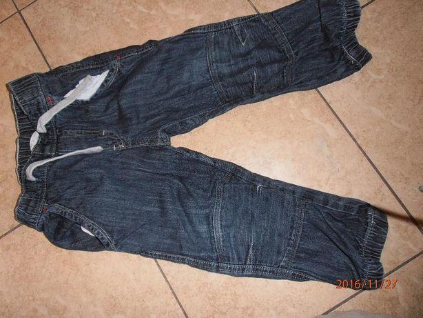 Modne spodnie H&M rozmiar 104