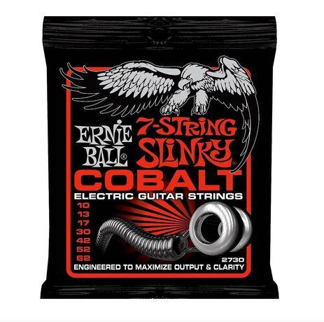 ERNIE BALL EB 2730 10/62 - struny gitara elektryczna 7-strunowa