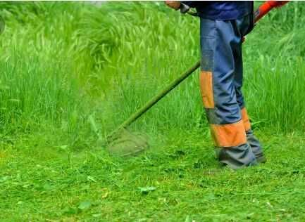 Покос травы любой сложности