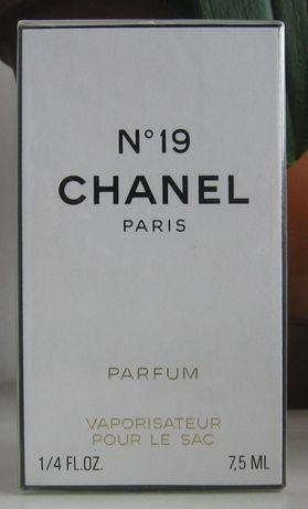 Без торга № 19 Parfum Vaporisateur 7.5mm 80х винтаж