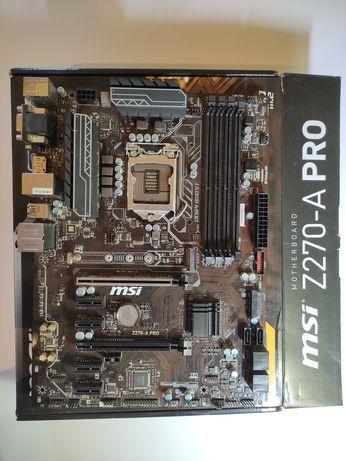 MSI Z270-A PRO s1151