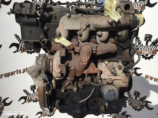 Motor Ford Focus 1.8 TDCI REF: KKDA