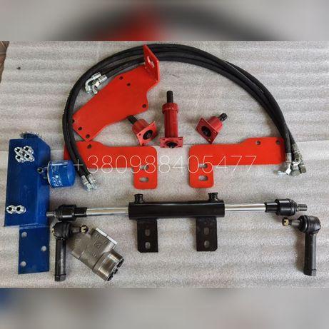 Комплект с двухсторонним цилиндром ЮМЗ под дозатор МТЗ,Т40,Т25