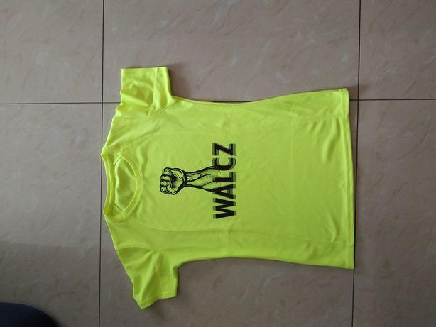 Koszulka biegowa w 3 D