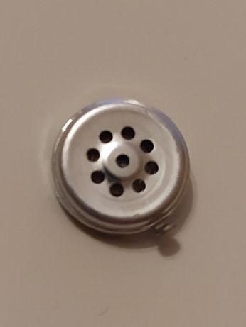 Głośnik słuchawkowy telefonu Nokia 3310, śr 8 mm gr 1,7 mm. Nowy.