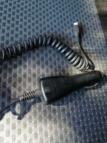 Ładowarka samochodowa USB