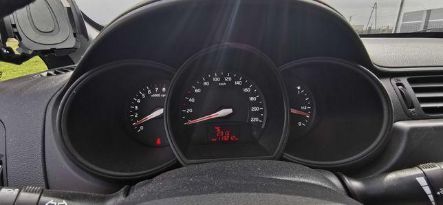 Kia Rio Sedan 1.2 2013r Warta Uwagi