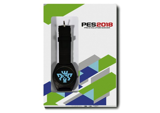 PS4 - Relógio OFICIAL do jogo Pro Evolution Soccer ( PES ) - NOVO