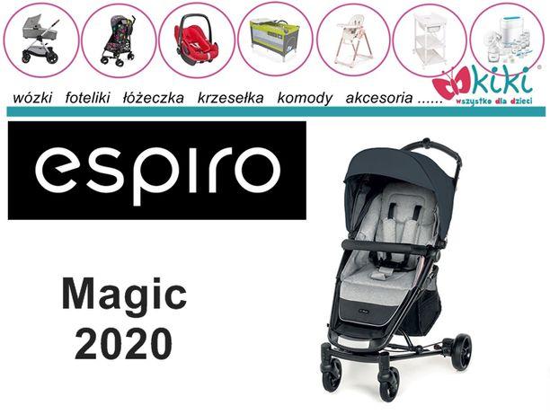 Wózek spacerowy dla dziecka Espiro Magic 2020