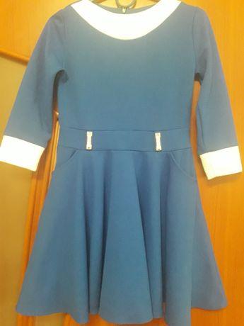 Платье для девочки 9 - 10 лет