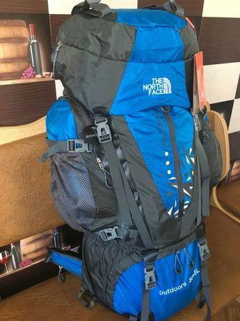 Рюкзак походный туристический The North Face Outdoors 80+5 l