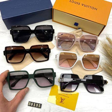 Солнцезащитные очки женские LV 2021 ХИТ продаж!
