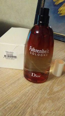 Dior Fahrenheit Cologne 100 ml . Новый!!!