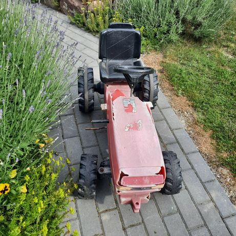 Traktorek na pedały  za darmo