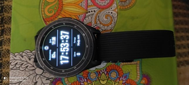 Samsung galaxy watch 3 часы бу