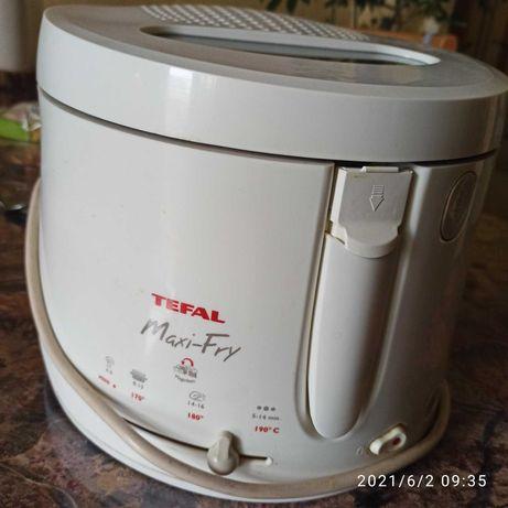 Фритюрница Tefal maxi fry