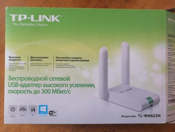 Беспроводной сетевой USB-адаптер TP-Link