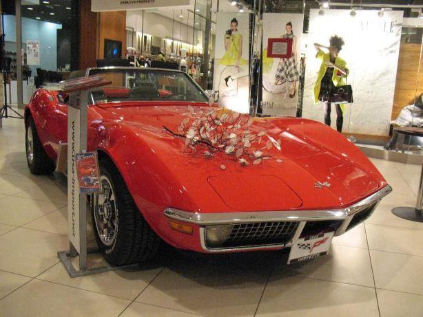 Corvette-Mustangi-Camaro-Mercedesy - Możliwa samodzielna jazda!!