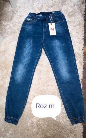 NOWE Spodnie jeans 38