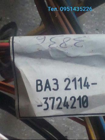 Проводка, коса 2114 м, провода январь 5.1, 7.2. Бош