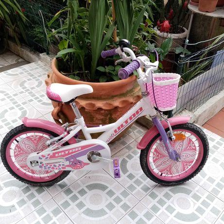 Vendo Bicicleta roda 16