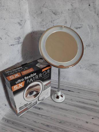 Зеркало для макияжа Ultra Flexible Mirror HH-077
