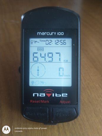 GPS rowerowy navibe Mercury 100