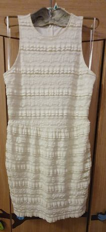 Ажурное классное платье 44-46