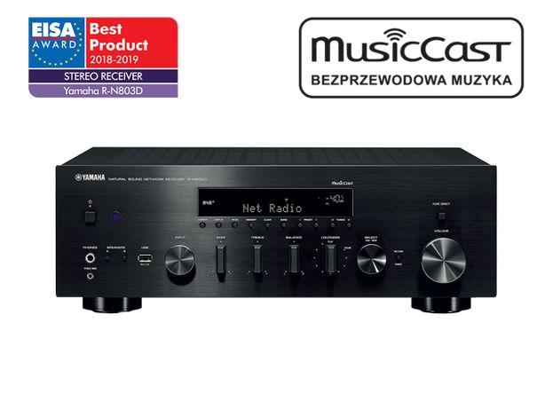 Stereo Yamaha MusicCast R-N803D od ręki - autoryzowany sklep WROCŁAW