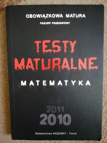 Testy maturalne matematyka, poziom podstawowy