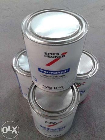 Repintura auto - cinza metalizado