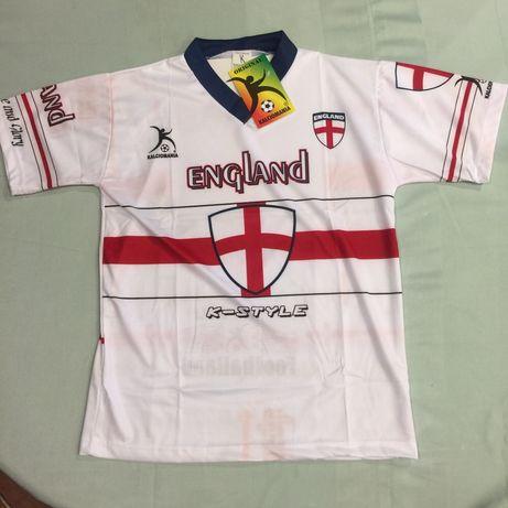T'shirts Futebol INGLATERRA, - Vários tamanhos - NOVAS E EMBALADAS