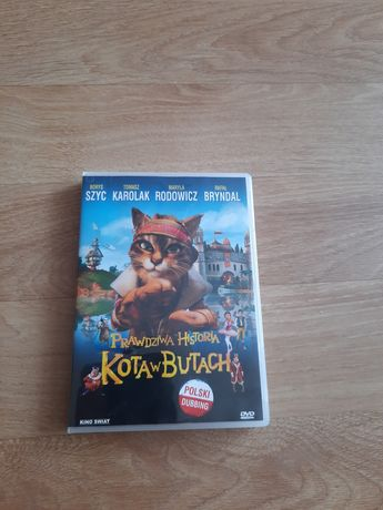 Kot w butach  - płyta DVD