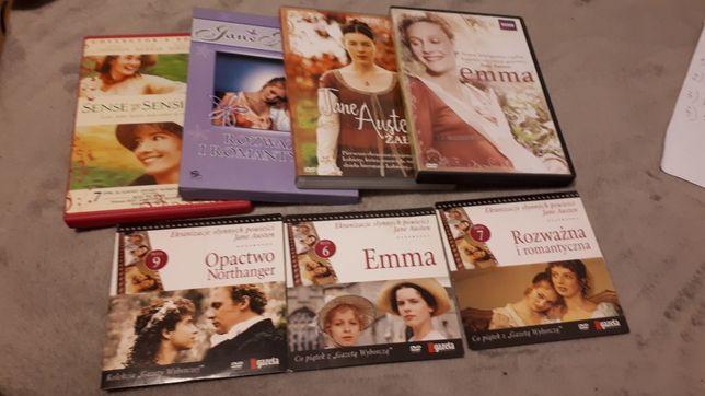 Zestaw Jane Austen