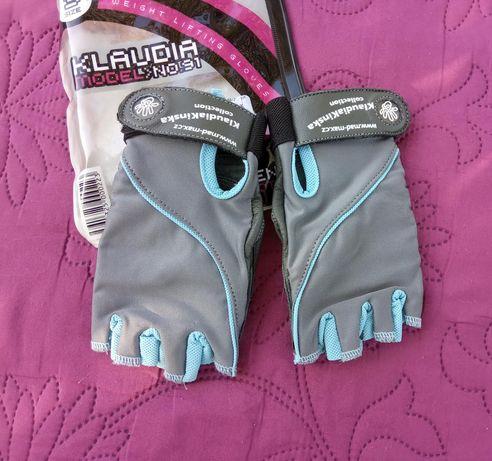Перчатки женские для фитнеса, спортзала